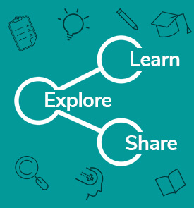 explore learn share